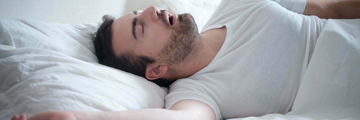 Ever wondered what your snoring sounds like? Here's how to listen